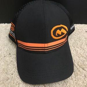 765c0b8e orange mud Accessories - NWOT BOCO Gear Orange Mud Trucker Hat